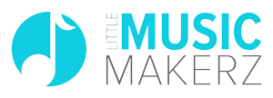 Little Music Makerz presents Kindermusik Logo